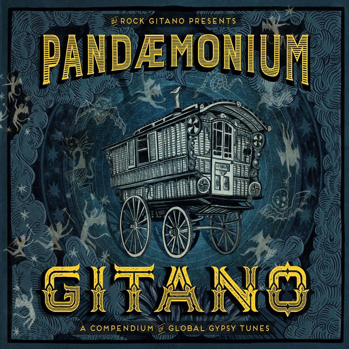 Rock Gitano pres. - Pandemonium Gitano